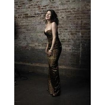 Paula Cole Poster Gown 24in x36in