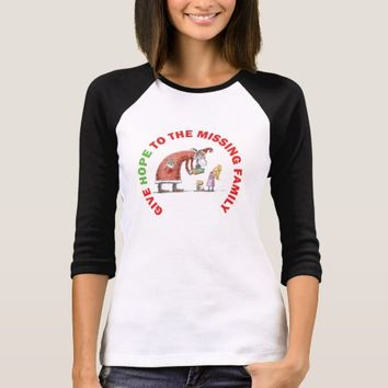 GIVE HOPE TO THE MISSING FAMILY T-Shirt