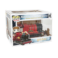 Funko Harry Potter Pop! Rides Hogwarts Express Engine With Harry Potter Vinyl Vehicle