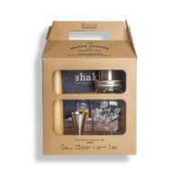 THE MASON SHAKER KIT WITH SHAKE BOOK