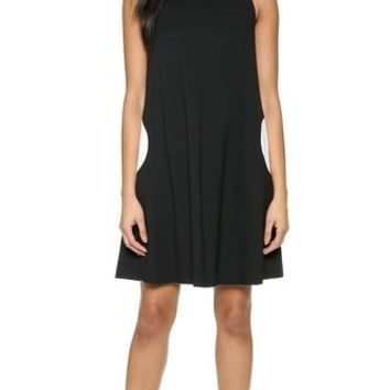 Lisa Perry Sleeveless Circle Dress