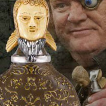 The Noble Collection: MAD-EYE MOODY'S FLASK
