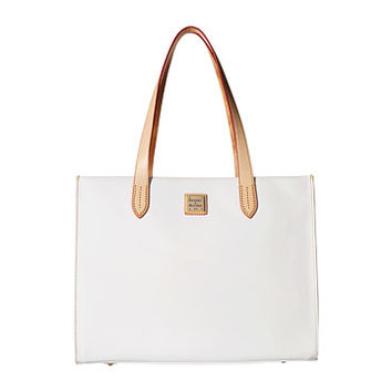 Dooney & Bourke Pebble Patent Shopper