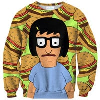 Burger Insanity Sweater