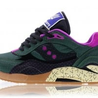 S70154-1 Bodega x Saucony Shadow 6000 Polka Dot Pack TitoloGreen/Black RELEA