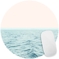 Sea Breeze Mouse Pad Decal