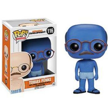 Arrested Development: Pop! Vinyl Figure: Tobias Funke (Blue Version)