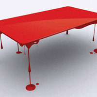 16 Creative Tables with Potential Identity Crises | WebUrbanist