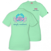 *Simply Southern Tee- Crab