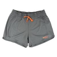 Nike Womens Fly Short - Grey | Lacrosse Unlimited