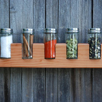 Five Shooter Spice Caddy
