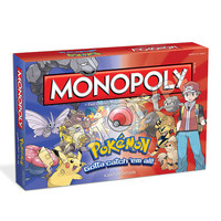 Pokemon Kanto Edition Monopoly - Usaopoly - Pokemon - Games at Entertainment Earth