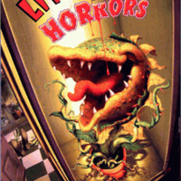 Little Shop of Horrors the Musical Broadway Poster
