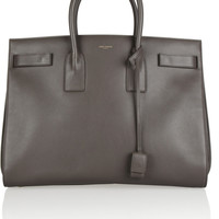 Saint Laurent | Sac Du Jour leather tote | NET-A-PORTER.COM