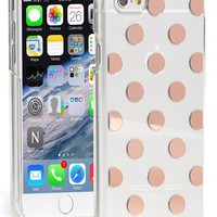 kate spade new york 'le pavillion' iPhone 6 case - Metallic
