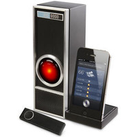 ThinkGeek :: IRIS 9000 voice control module for iPhone & Siri