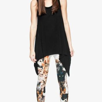 Crazy Kitty Leggings