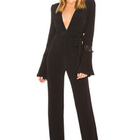 STONE_COLD_FOX Stevie Jumpsuit in Black