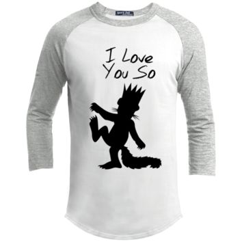 I Love You So Sporty T-Shirt