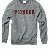 Pioneer College Sweater - 8123 - Eighty One Twenty Three