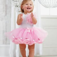 Princess Tutu Set | Baby | Mud Pie