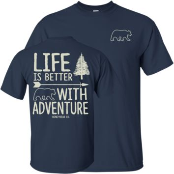 With Adventure T-Shirt