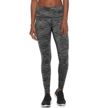 CREY7GX Women's Tek Gear® Performance High-Waisted Leggings