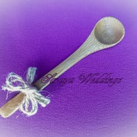 25 Natural Wooden Scoop, Rustic Wooden Scoop, Wedding Favors, Wedding Shower Gift, Party Favors, Bridal Shower Favors, Wood Spoon