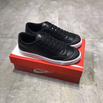 """Nike Sb Blazer Zoom Low Xt"" Unisex Sport Casual Solid Color Plate Shoes Couple Fashion Skateboard Shoes Sneakers"