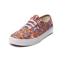 Youth/Tween Vans Ditsy Floral Lo Pro Skate Shoe