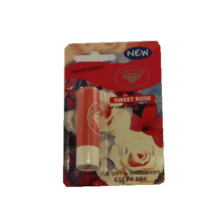 LIP CARE CHAP STICK SWEET ROSE FLAVOR - 12 PIECE PACK