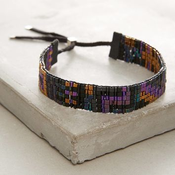 Paris Beaded Bracelet