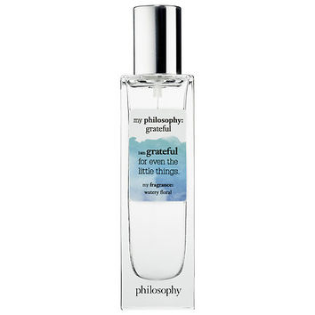 philosophy my philosophy: grateful (1 oz)