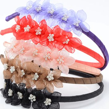 Adorable Flower girl Headband