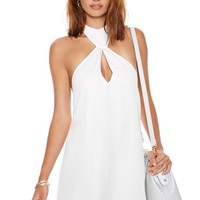 Nasty Gal Easy Does It Dress