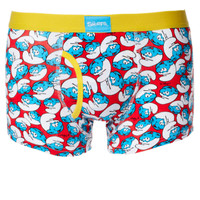 New Look Smurf Trunks