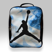 Backpack for Student - Blue Jordan Logo Bags