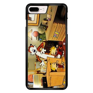 Calvin And Hobbes Surprise iPhone 7 Plus Case