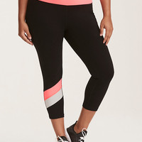Torrid Active - Colorblock Striped Leggings