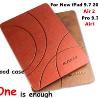 For Apple iPad Air 1 2 Air2 Classic style flip PU Leather Case Smart Cover For NEW iPad 9.7 2017 Tablet case for ipad pro 9.7