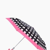 pop art check umbrella - kate spade new york
