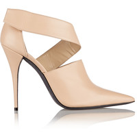 Narciso Rodriguez - Camilla cutout leather ankle boots
