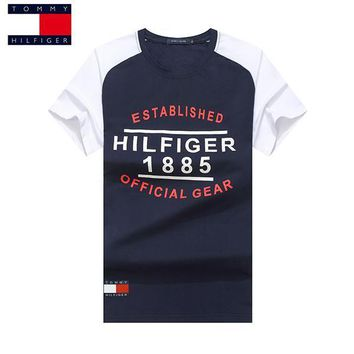 Tommy Hilfiger Casual Fashion Shirt Top Tee-2