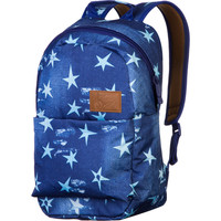 Volcom Going Back Blue Stars Backpack - 1037cu in