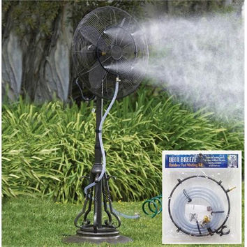 Outdoor Patio Misting Kit - Universal Kit