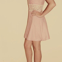 1950's lana del rey dress vintage lace pink