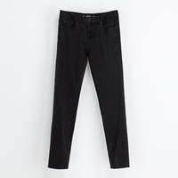 WASHED JEANS - Jeans - Woman | ZARA United Kingdom