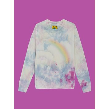 Rainbow Tie Dye Long Sleeve