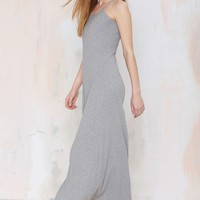 Glamorous Kalia Ribbed Tank Dress
