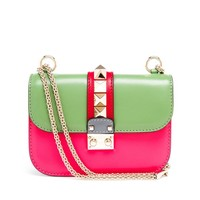 VALENTINO | Leather Mini Rockstud Bag | Browns fashion & designer clothes & clothing